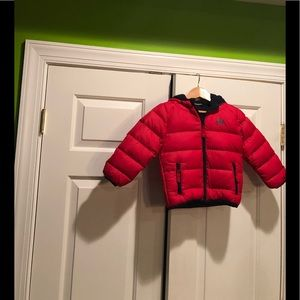 Toddler coat